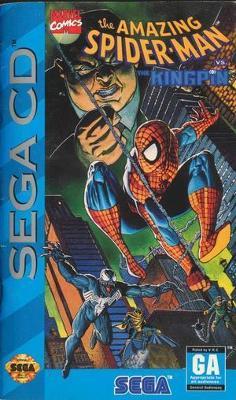 Amazing Spider-Man vs. the Kingpin Cover Art