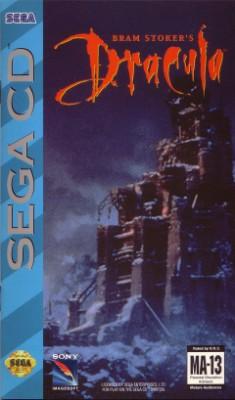 Bram Stoker's Dracula Cover Art