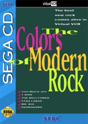 Colors of Modern Rock