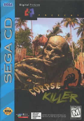 Corpse Killer Cover Art