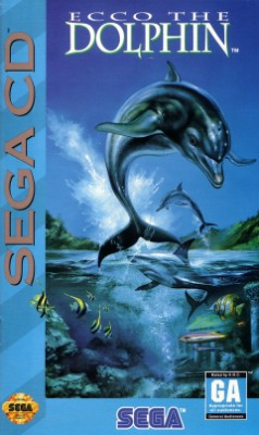 Ecco the Dolphin Cover Art