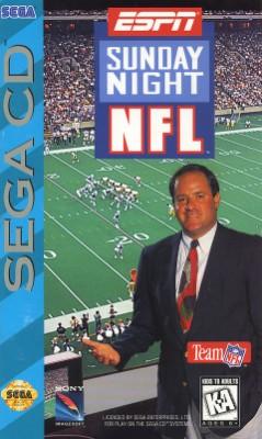 ESPN Sunday Night NFL Cover Art