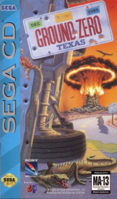 Ground Zero Texas Cover Art