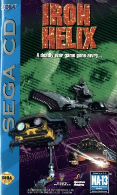 Iron Helix Cover Art