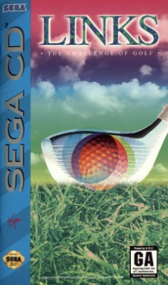 Links: The Challenge of Golf Cover Art