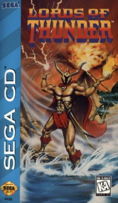 Lords of Thunder Cover Art
