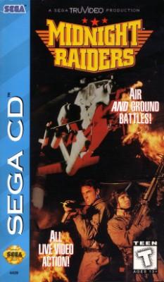 Midnight Raiders Cover Art