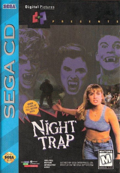 Night Trap [Blue Label] Cover Art