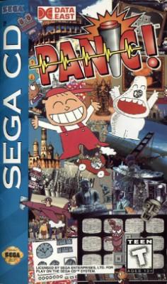 Panic! Cover Art