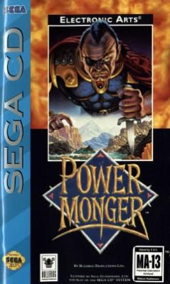 Power Monger Cover Art