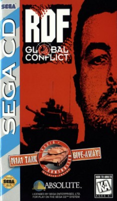 RDF Global Conflict Cover Art