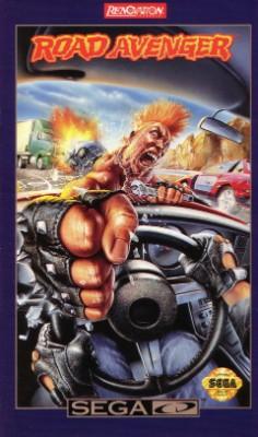 Road Avenger Cover Art