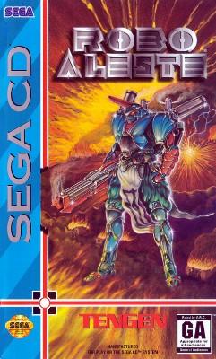 Robo Aleste Cover Art