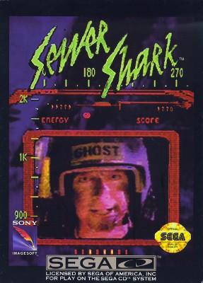 Sewer Shark Cover Art