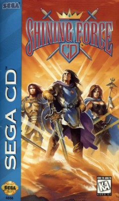 Shining Force CD Cover Art