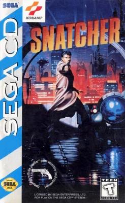 Snatcher Cover Art