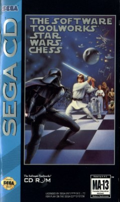 Star Wars Chess Cover Art
