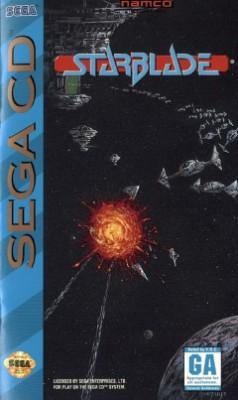 Starblade Cover Art