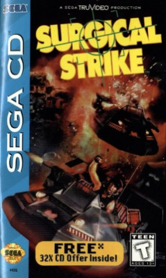 Surgical Strike Cover Art