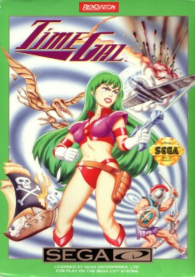 Time Gal Cover Art