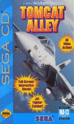 Tomcat Alley Cover Art