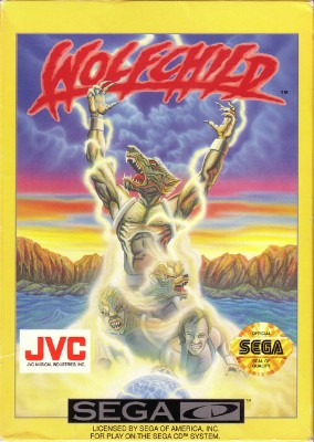 Wolfchild Cover Art