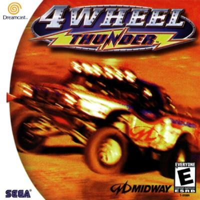 4 Wheel Thunder Cover Art