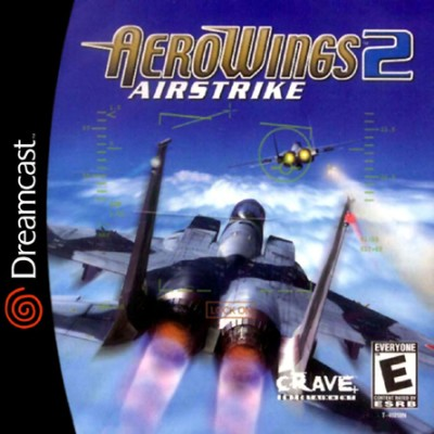 AeroWings 2: Air Strike Cover Art