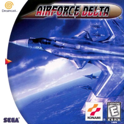 AirForce Delta Cover Art