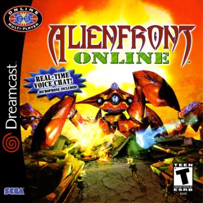 Alien Front Online [No Mic]