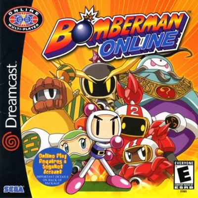 Bomberman Online Cover Art