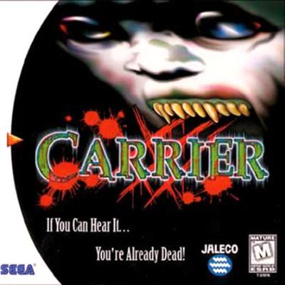 Carrier Cover Art
