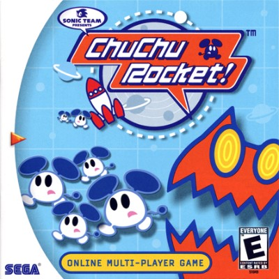 ChuChu Rocket! Cover Art