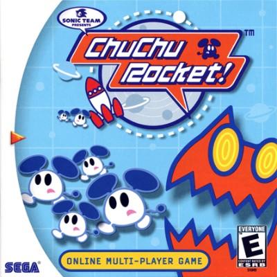ChuChu Rocket! Cover Art