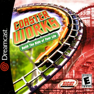 Coaster Works Cover Art