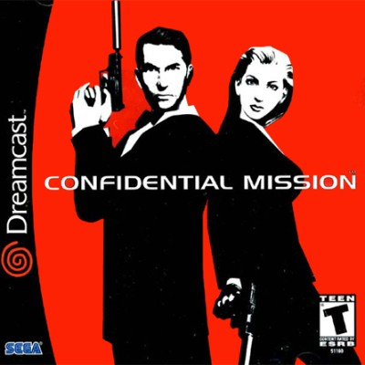 Confidential Mission Cover Art