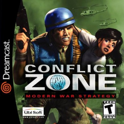 Conflict Zone Cover Art