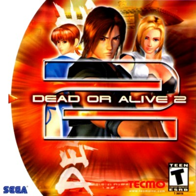 Dead or Alive 2 Cover Art