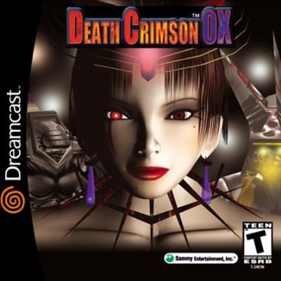 Death Crimson OX Cover Art