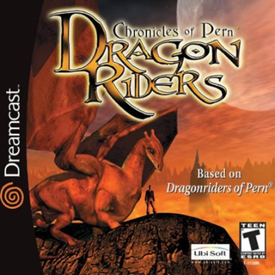Dragon Riders: Chronicles of Pern Cover Art