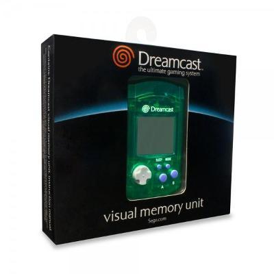Sega Dreamcast VMU [Green] Cover Art