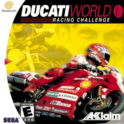Ducati World Racing Challenge Cover Art
