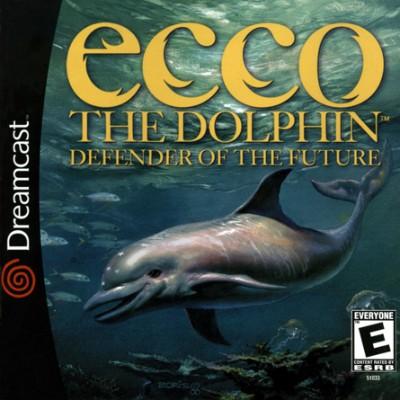 Ecco the Dolphin: Defender of the Future Cover Art