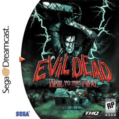 Evil Dead: Hail to the King Cover Art