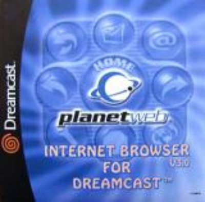 PlanetWeb Web Browser 2.0 Cover Art