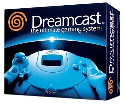 Sega Dreamcast Cover Art