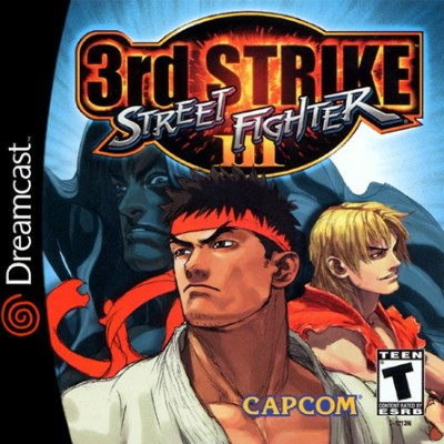 Street Fighter III: 3rd Strike Cover Art