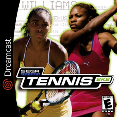 Tennis 2K2 Cover Art