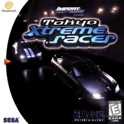Tokyo Xtreme Racer Cover Art