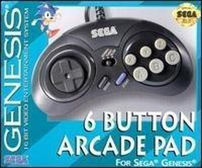 6-Button Turbo Controller [MK-1470] Cover Art